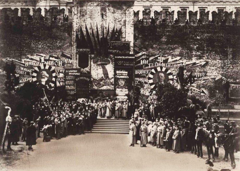 О чем дискутировали 100 лет назад делегаты первого конгресса коминтерна — российская газета