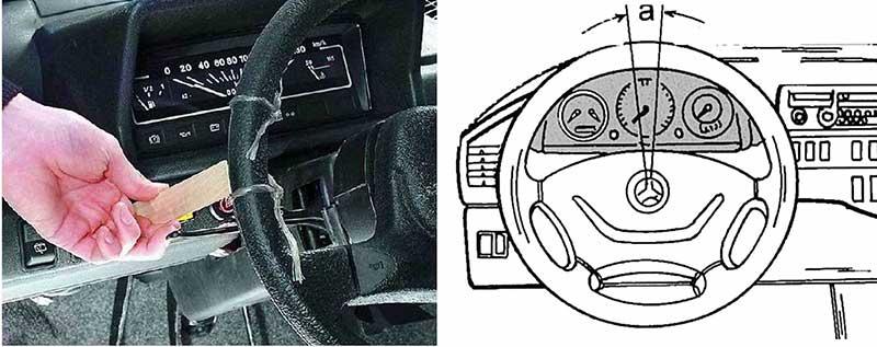 Люфт в рулевом управлении. где он может появиться?