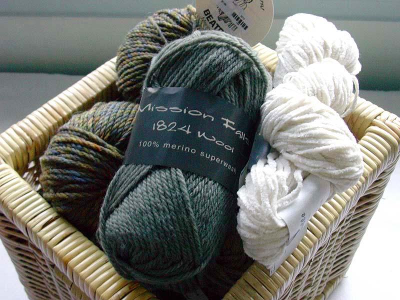 Виды пряжи с названиями и фото. натуральные, синтетические, смесовые составы ниток для вязания.