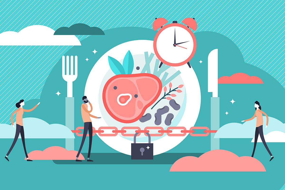 Сухое голодание - к чему может привести. плюсы и минусы