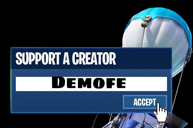 Тег автора fortnite (код): как получить, как играть на пк, программа поддержки авторов, подать заявку, запрос, что дает, как сделать свой, куда вводить