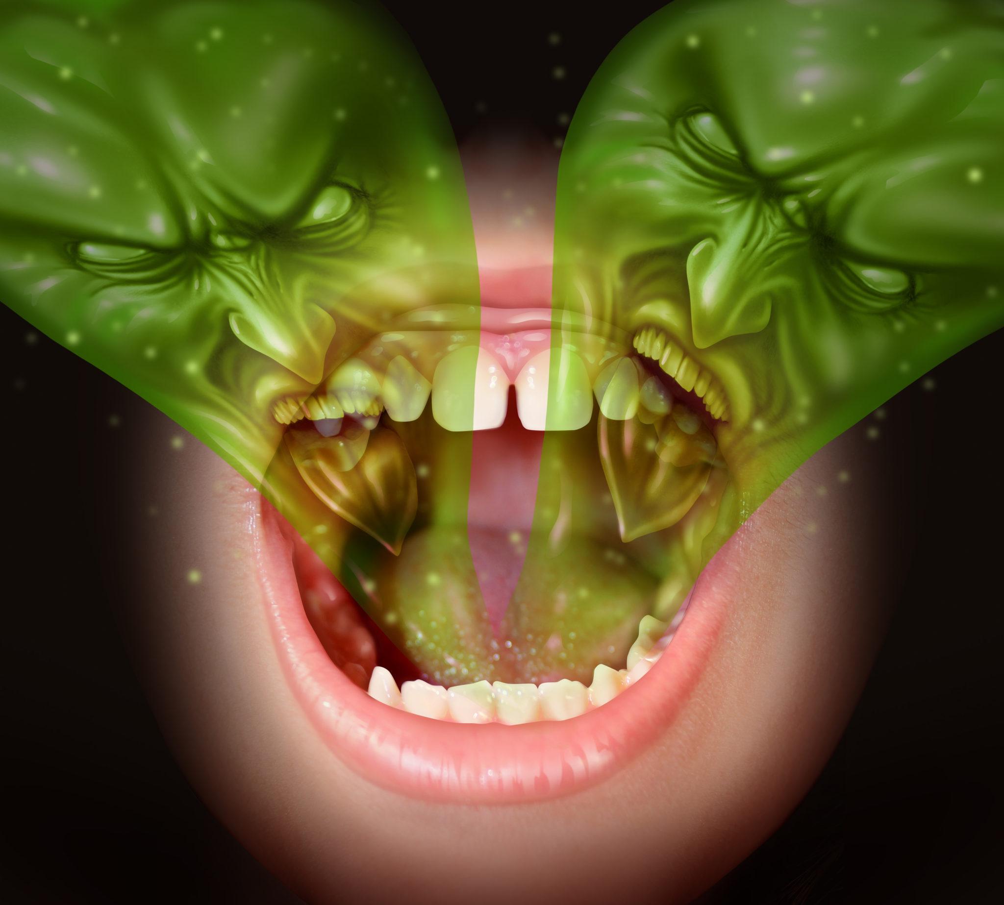 Что вызывает галитоз (халитоз): признаки, причины и лечение запаха изо рта лекарствами и домашними средствами