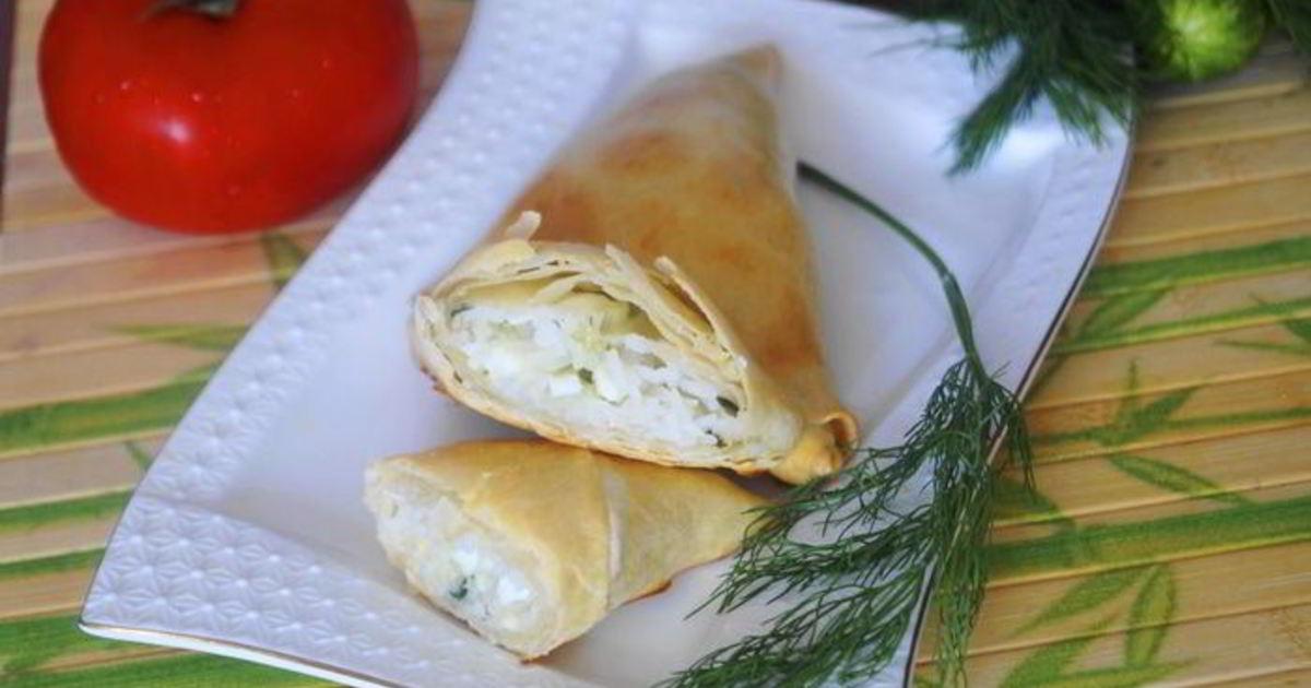Вкуснейший завтрак или яичница в тесте фило – кулинарный рецепт