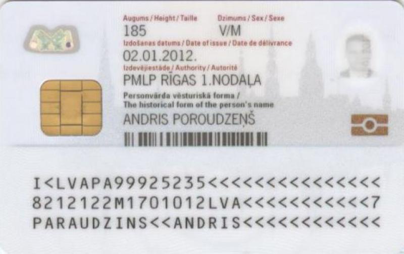 Id kaardi tarkvara ид карта эстония