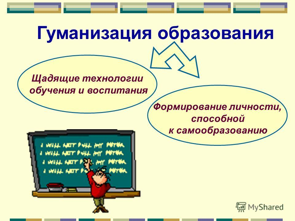 Гуманизация образования - это... значение и понятие процесса :: syl.ru