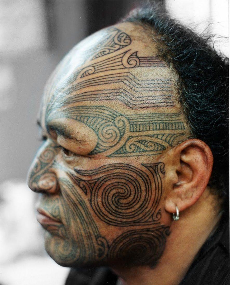 Что такое татуировка и как она делается?