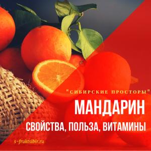 Мандарин: что это такое - фрукт или ягода, что можно сделать из красных и зеленых мандаринов и сколько они весят