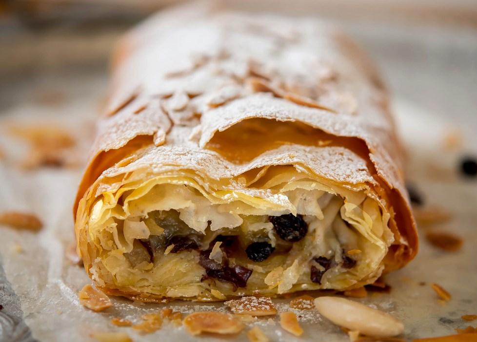 Тряпочный пирог – кулинарный рецепт