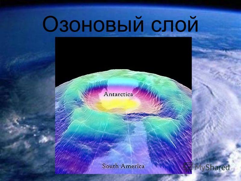 Озоновый слой: его образование, толщина и функции, парниковый эффект и проблема разрушения озонового слоя