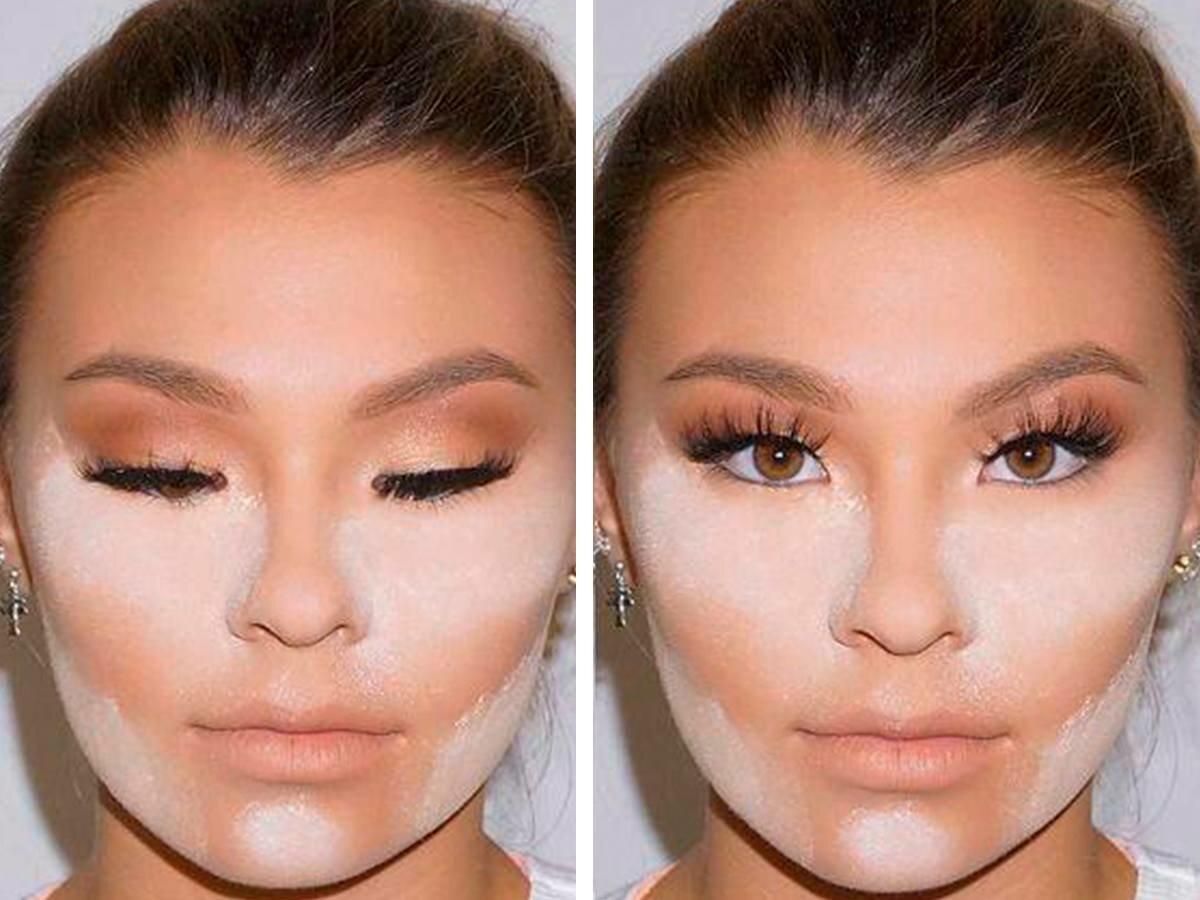 Бейкинг * что это такое в макияже, техника