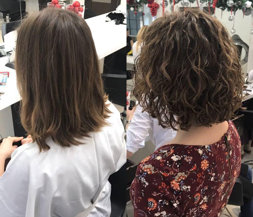 Биозавивка волос - технология исполнения и рекомендации по уходу
