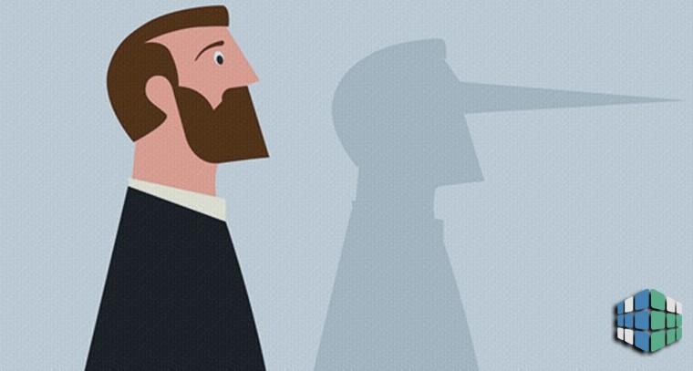 Как понять, что человек врёт: что такое ложь, почему люди врут, по каким признакам можно определить лгуна.