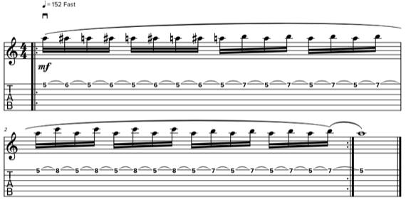 Техника легато в творчестве современных гитаристов | гитаршкола