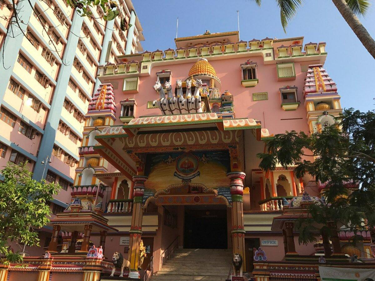 Центр йоги иша в индии. одно излучших мест длядуховного развития
