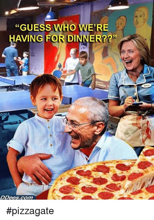Пиццагейт википедия