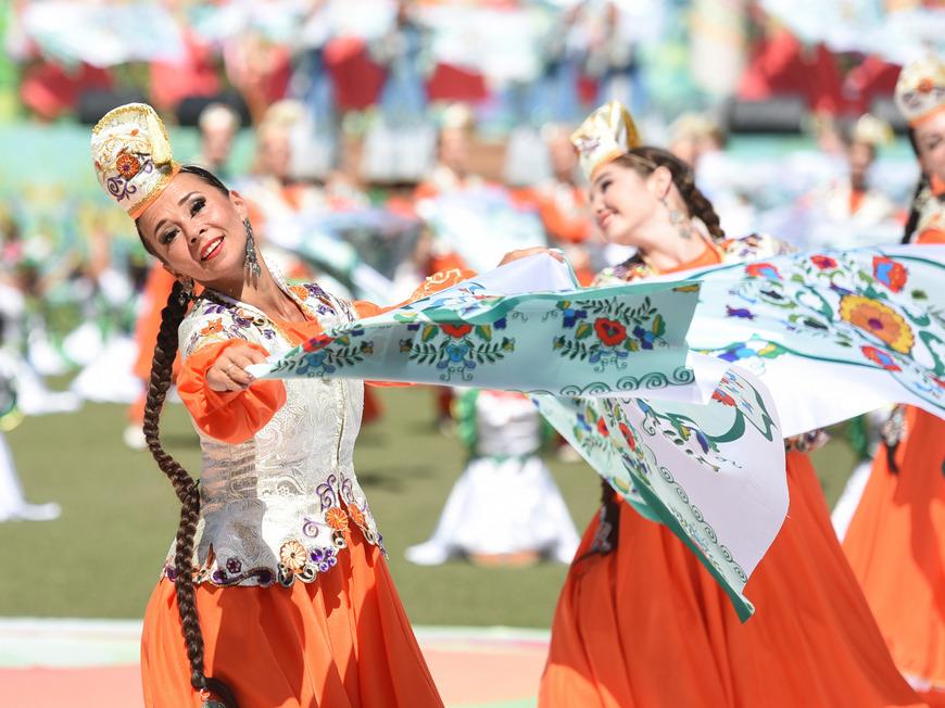 Сабантуй, национальный праздник: традиции и история
