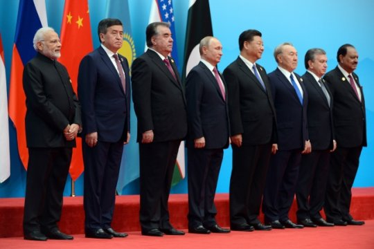 Шанхайская организация сотрудничества. досье