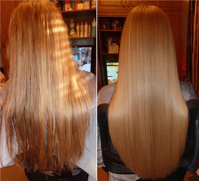 Ламинирование волос желатином в домашних условиях:пошагово,отзывы