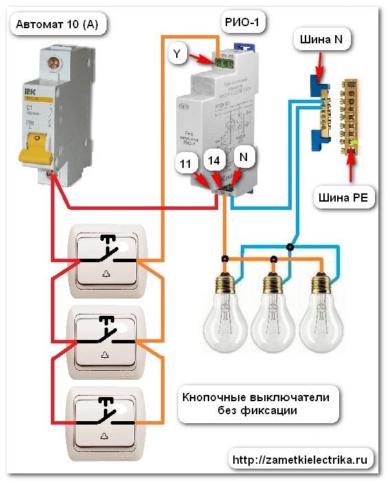 Контакторы электромагнитные: виды и характеристики