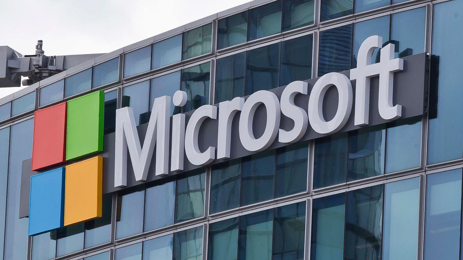 Microsoft - компания майкрософт: софт, основатели, продукты