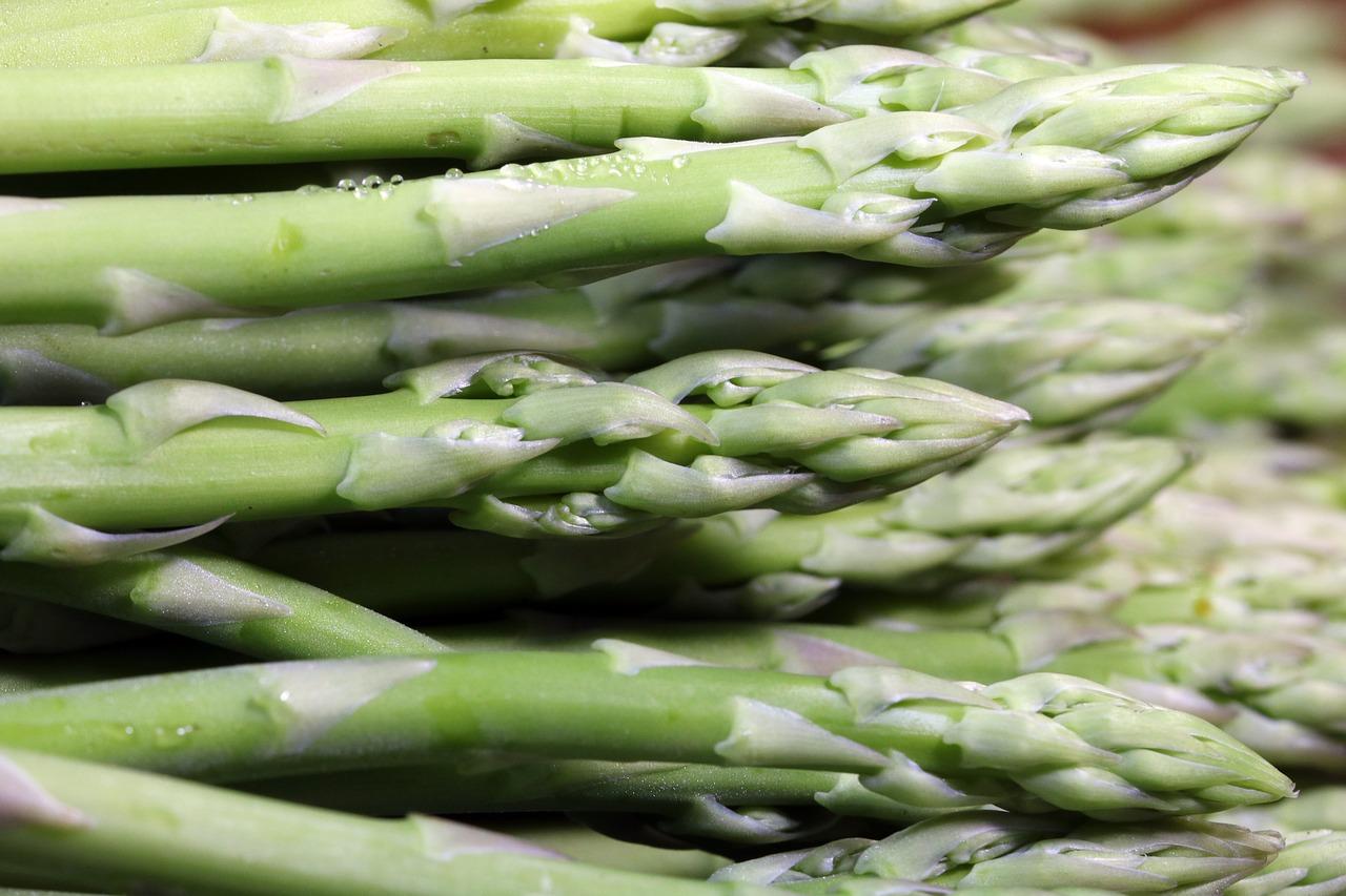 Спаржа – полезный продукт для правильного питания
