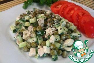 Салат – рецепты на поварёнок.ру