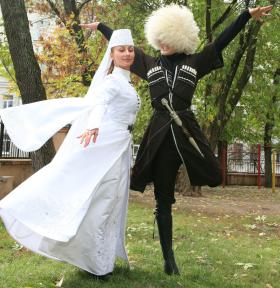 Лезгины - происхождение народа, где и как живут, фото