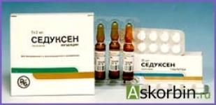 Инструкция по применению препарата реланиум в ампулах