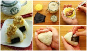 Мисо яки онигири – простое и необычное блюдо родом из японии