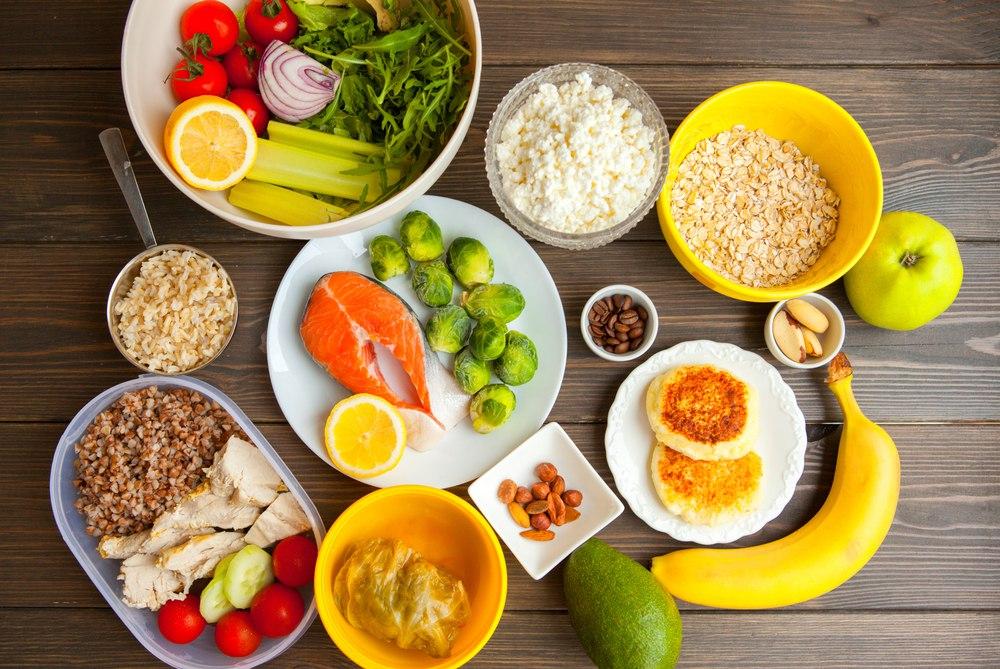 Правильное питание при похудении - меню на каждый день - allslim.ru