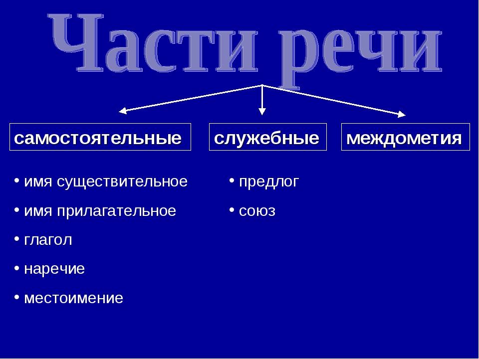 Служебные слова — википедия. что такое служебные слова