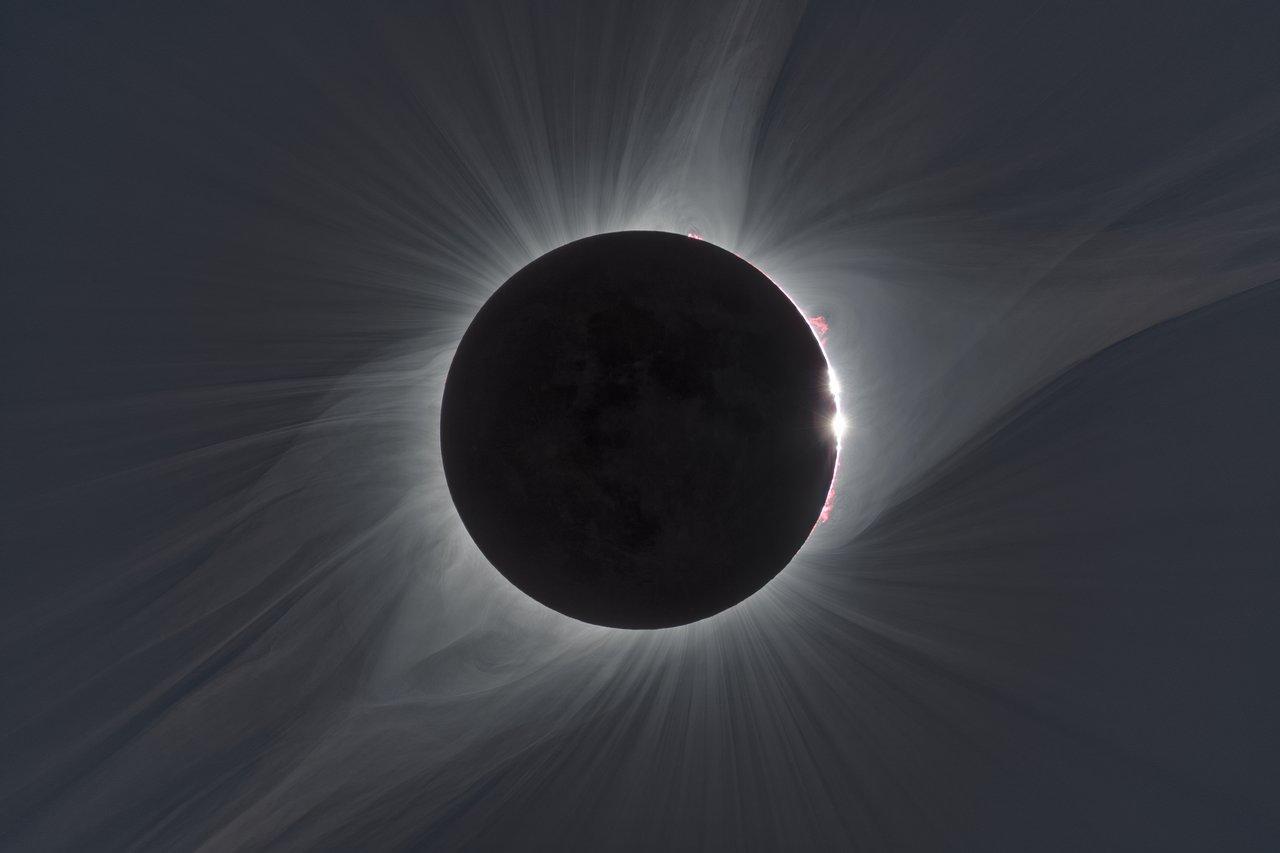 Солнечное затмение — википедия. что такое солнечное затмение
