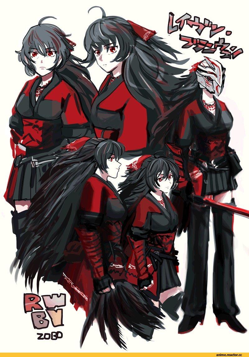 Raven (ворона)