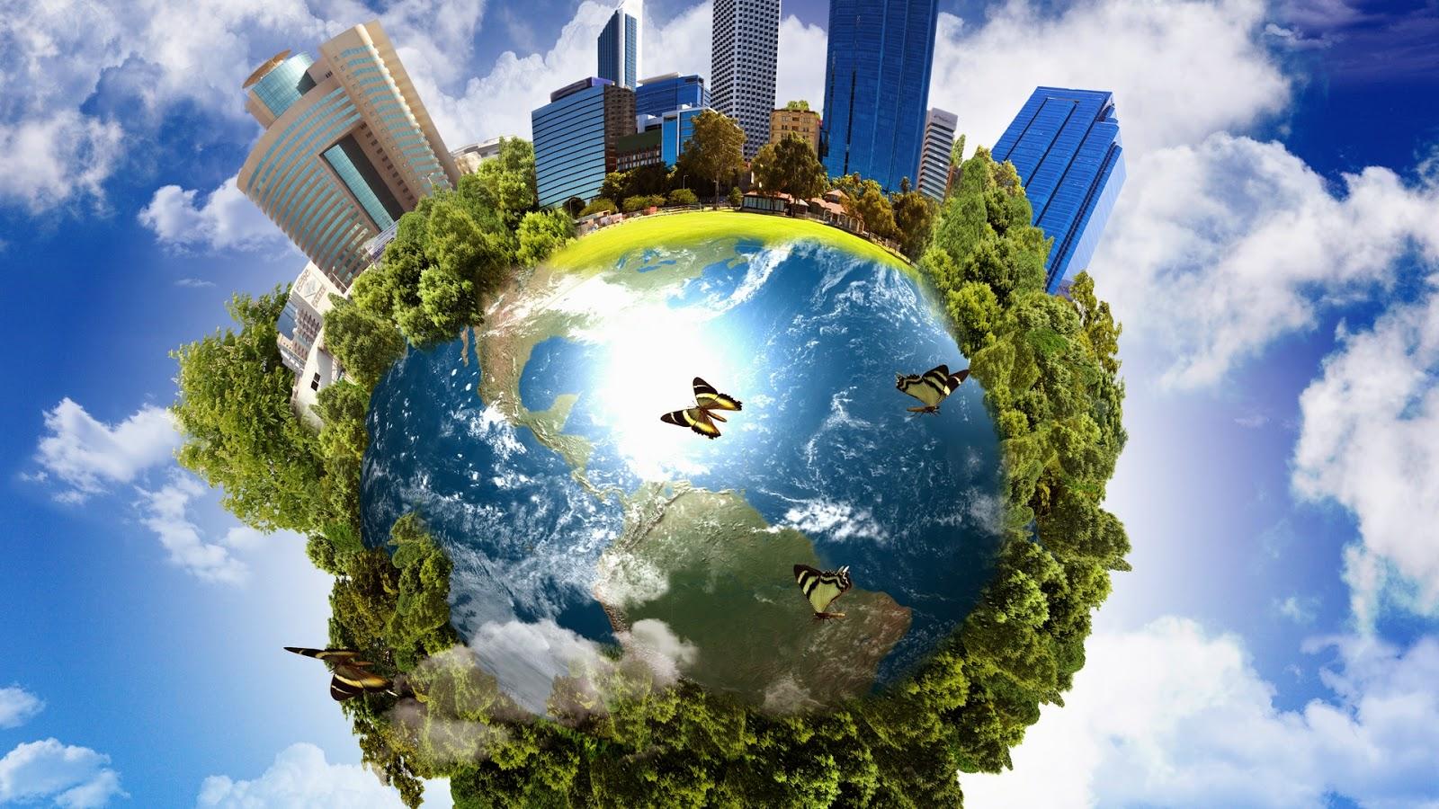 Что такое экология? - other