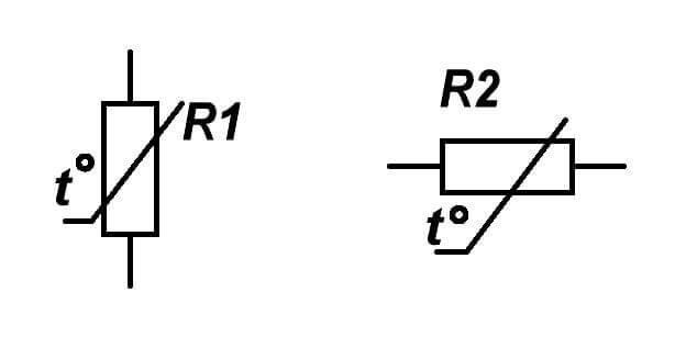 Принцип работы терморезистора и что такое термосопротивление