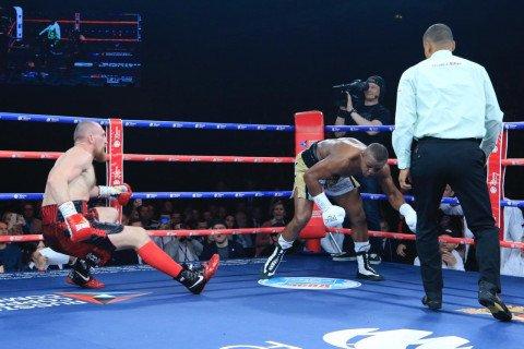 Что такое нокаут в боксе