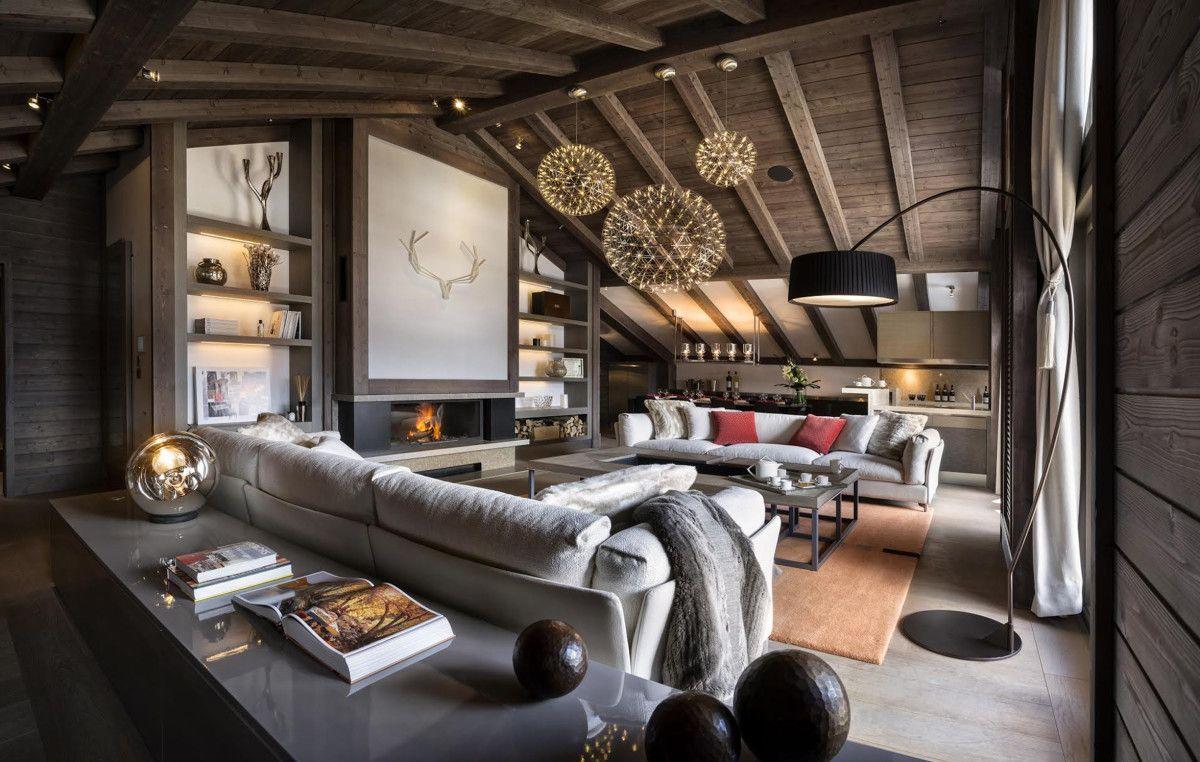 Шале. история возникновения архитектурного стиля загородных домов