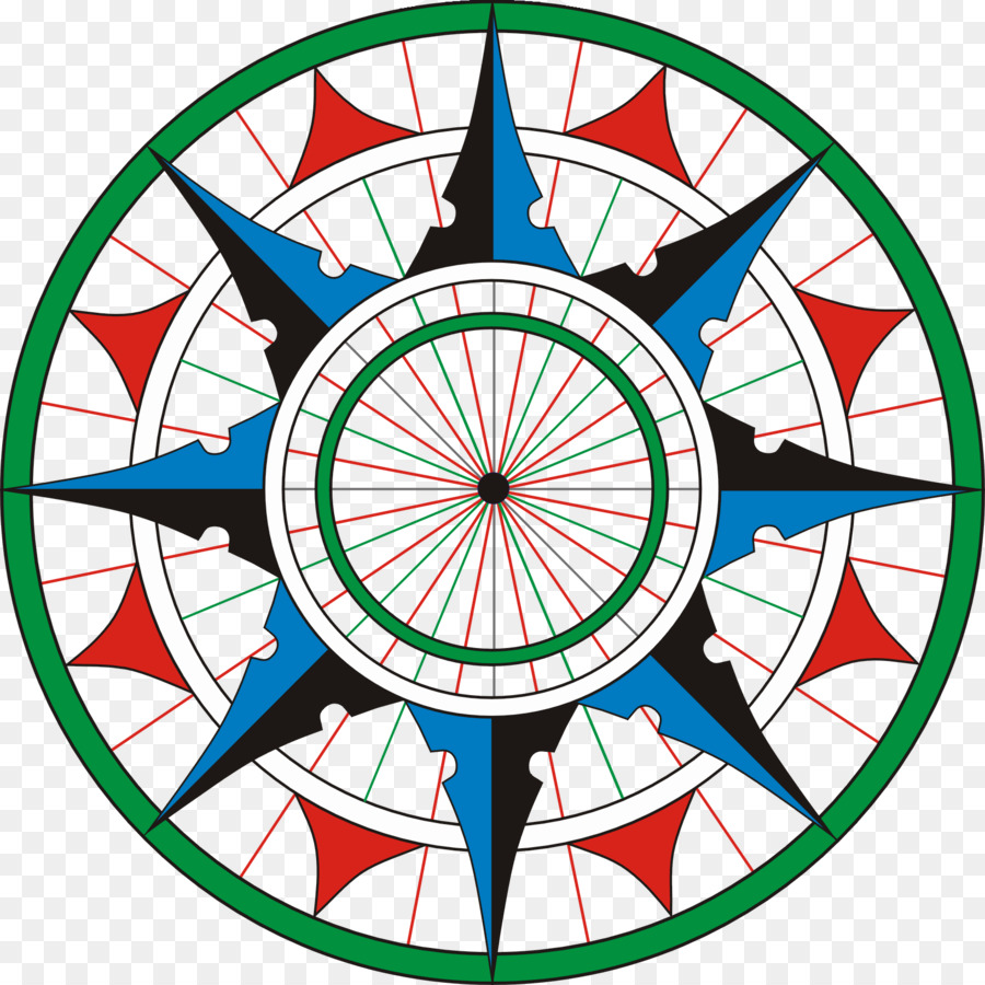 Роза ветров — википедия с видео // wiki 2
