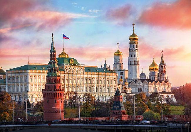 Кремль и история кремля от создания до настоящего времени