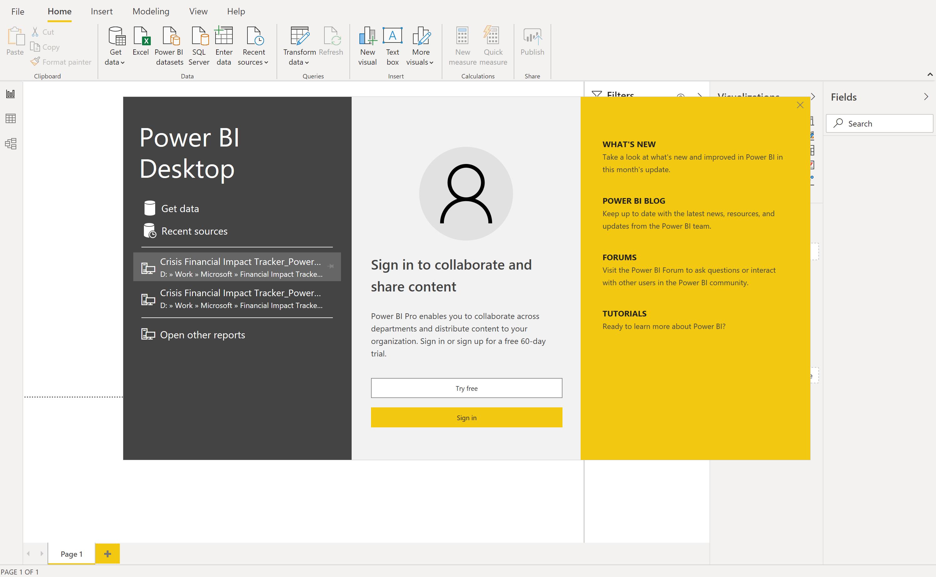 Руководство. создание собственных мер в power bi desktop - power bi | microsoft docs