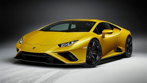 Lamborghini huracan: от новенького родстера до груды металлолома за 20 минут
