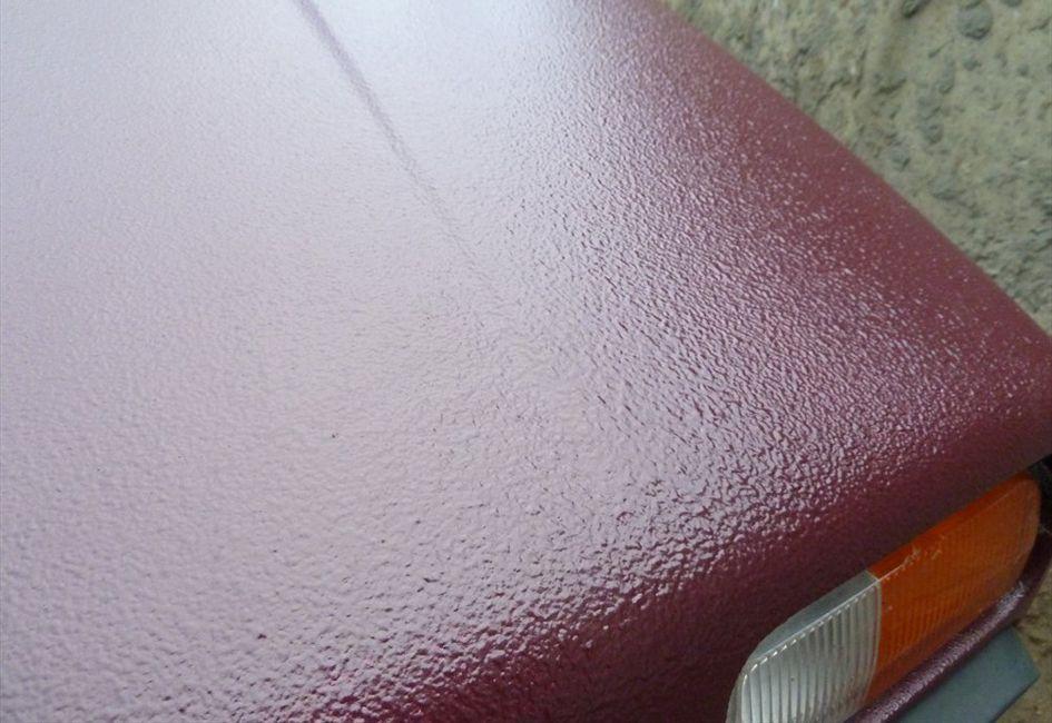 Что такое шагрень на авто и как её устранить?