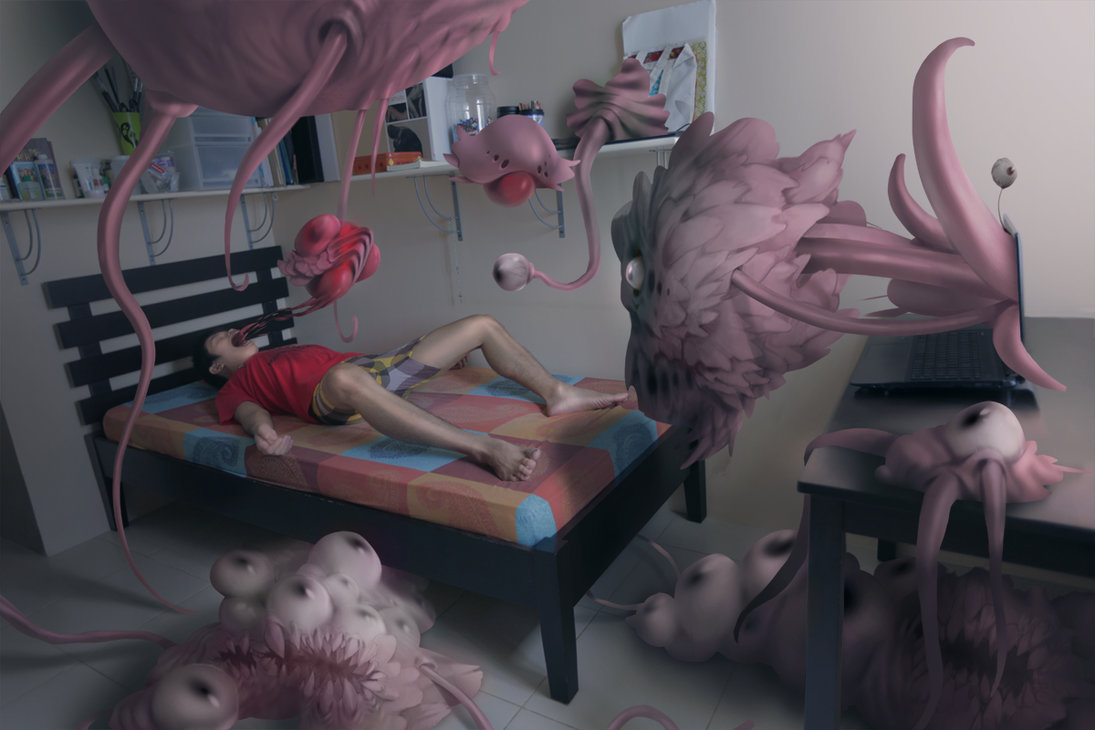 Что такое сонный паралич? симптомы, причины и последствия