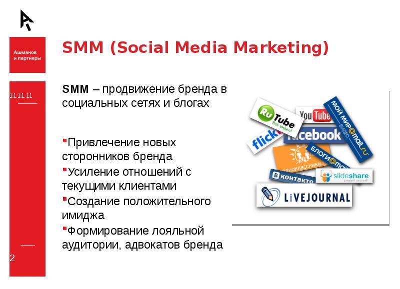 Что такое smm-продвижение и как оно продвигает бизнес в социальных сетях