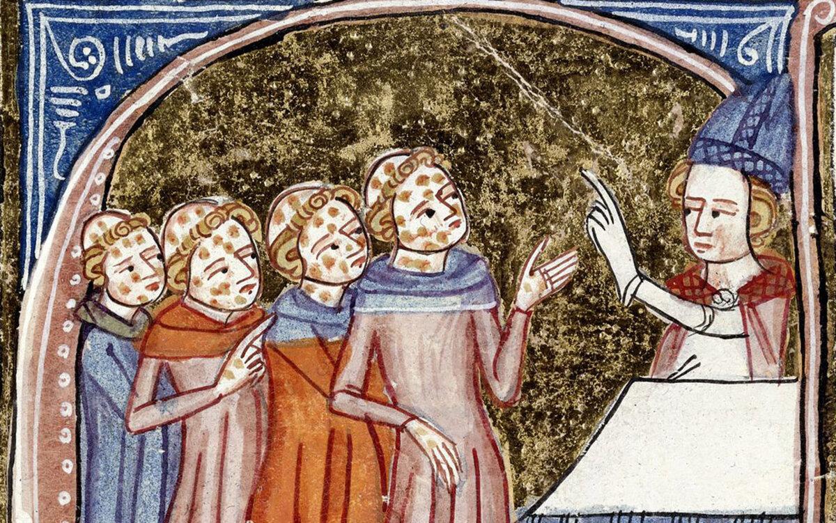 Лепра - «медленная смерь» средневековья