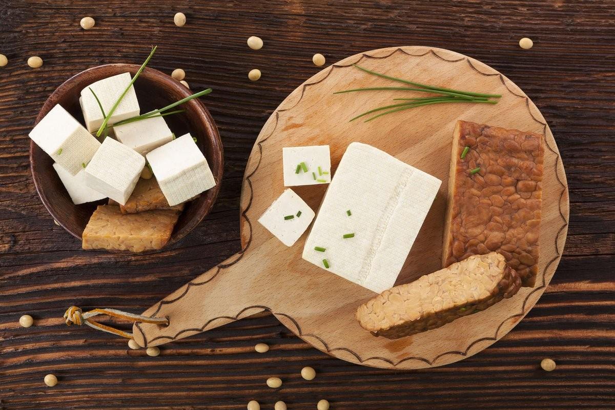 Тофу что это такое и с чем его едят?