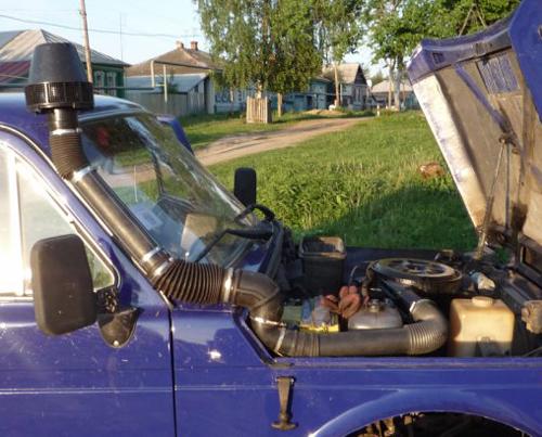 Шноркель - что это такое? установка шноркеля на автомобиль :: syl.ru
