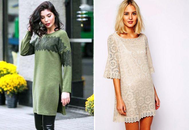 Туника 2020 (193 фото): модные женские новинки, модели, туника-фрак, страны-производители