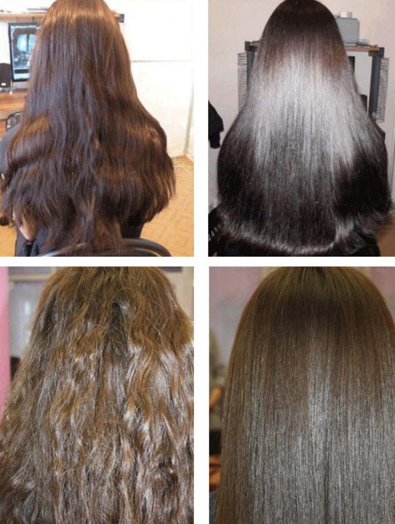 Ламинирование волос - профессиональные средства, плюсы и минусы