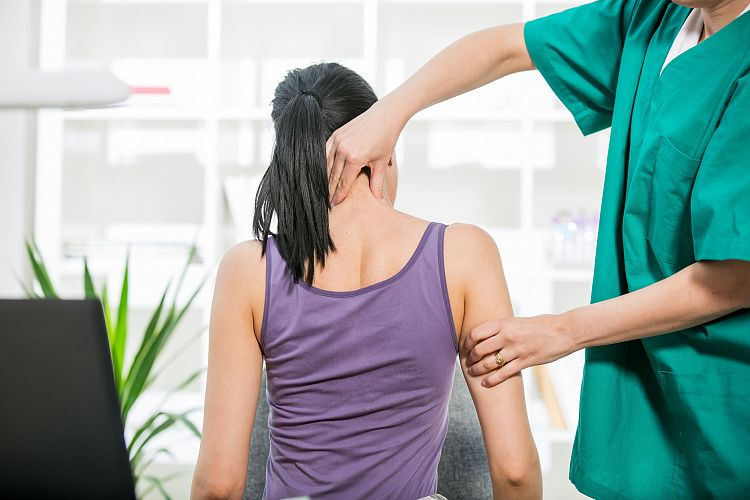 Вертеброгенная цервикокраниалгия: лечение, симптомы   мрикрнц.рф